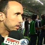 Thiago Ribeiro culpa arbitragem péssima e tendenciosa pela derrota do Atlético-MG http://t.co/FaDhIqDddd http://t.co/c3aQwy5RzW