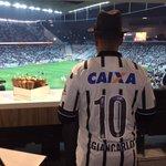 a soocer fans dream ! @Corinthians #brazil #provadefogo http://t.co/tMNP9q6bnZ