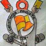Novo escudo do Corinthians: http://t.co/hQjf5sk9C8