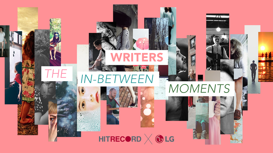 RT @hitRECord: You can write one line (or a whole bunch) for this new short film we're working on - http://t.co/gSq49s9yuV #LGxHR http://t.…