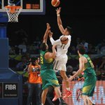 #Basquetbol #México obtiene su 2a victoria en #FIBAAmericas2015, al vencer 66-58 a Brasil http://t.co/qEtDRbtot3