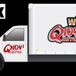 Q104s Fing truck is heading to Lower Sackville! Downsview Plaza parking lot at Noon. http://t.co/7T3qPoTJ8w