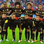 La Belgique conserve sa 2e place au classement #FIFA avant #BELBOS @RadioContact 1er Argentine et 3ème Allemagne http://t.co/1ypXrb76Fh