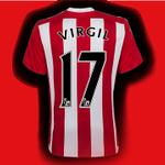 CONFIRMED: @VirgilvDijk will wear number 17. Order your personalised shirt at http://t.co/k2mS7hv7el now! #saintsfc http://t.co/kpYlBUYn7r