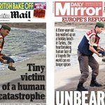 Will the image of a lifeless boy on a beach change the refugee debate? http://t.co/4lrHMZ5Cgf http://t.co/Lt7wd0dsKf