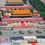Snapshots: Chinas #VDay parade offers rare aerial photos of Beijing http://t.co/LLtljaf8M9