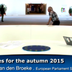 European Parliament agenda: what are the Parliaments priorities for the autumn? | VIDEO: http://t.co/Vp8bY2fkre http://t.co/Z5YtLWmROi