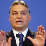 """Hongaars premier: """"Zeer bang dat de EU de vluchtelingencrisis niet onder controle heeft"""" http://t.co/I9bd2NE1x8 http://t.co/PVE8fe2lwP"""