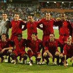 Il y a 10 ans j. pour j., la Belgique perdait en Bosnie ! Vous reconnaissez les joueurs du 11? #belbos @BelRedDevils http://t.co/lnnS7VOknM
