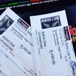 Great service from @Computicket & @Shoprite_SA #Seapoint! So amped for @MumfordAndSons ???? http://t.co/pjuls6o9OU