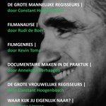 Filmcursussen Vanaf begin oktober starten we weer met onze nieuwe filmcursussen. Info: http://t.co/cZt5J1pJeY http://t.co/mSVxQ9ZBm1