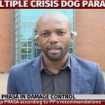 LIVE: #ANN7 reporter updates on what can be expected ahead of the #Prasa press briefing, which will start at half 9. http://t.co/1X8bjOCfkV