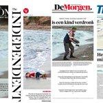 """""""Wij verdragen dit niet meer"""": Europese kranten schreeuwen het uit http://t.co/5PIhiMe7HF http://t.co/ln2wPRZcu5"""