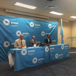 #Prasa briefing about to start. Popo Molefe chairman of the board in the middle. GN http://t.co/PgzJ6vMYWW