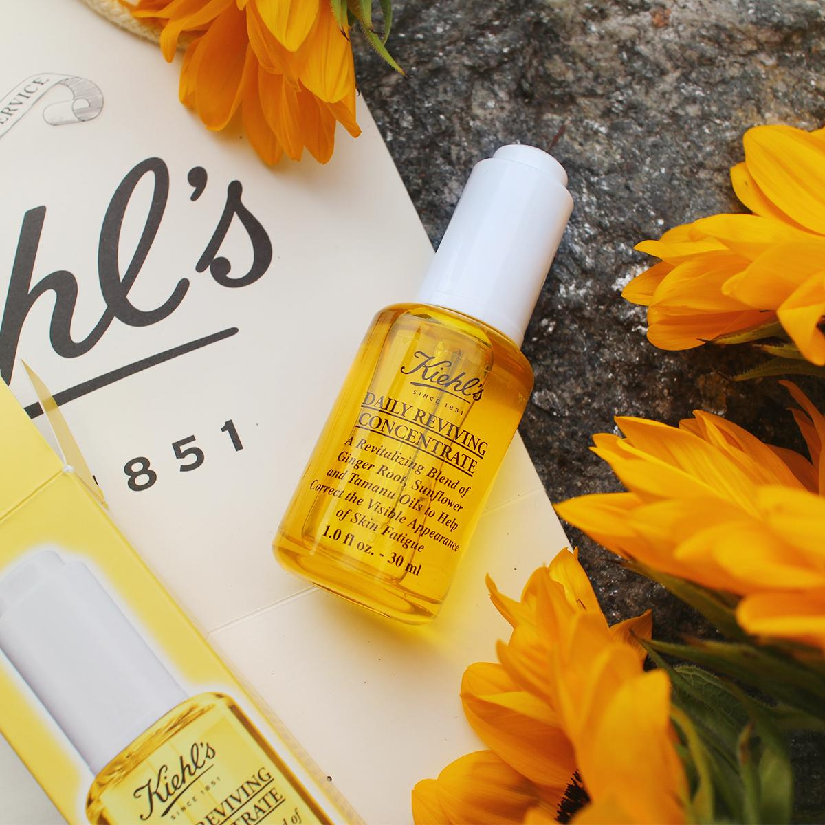 We're giving you the chance to win the brand new Daily Reviving Concentrate by @kiehlsuk simply RT us to win! http://t.co/5S0Rv9nA96