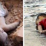 Thousands of children didn't drown but mutilated by Assad's bombs! #AssadCrimes #WorldCrimes #Syria http://t.co/r7mtPrwRoV