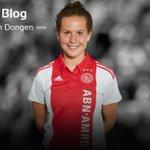 #Ajax Blog Merel van Dongen (@merelvd): 'We zijn goed op elkaar afgestemd.' http://t.co/L0NGRqIazf