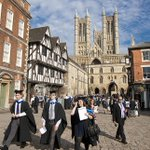 Graduating next week? Make sure to tag your photos with #UniLincolnPOTW and you could win Picture of the Week! http://t.co/88oWi4OwHl