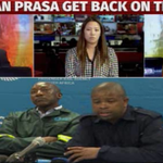 LIVE #ANN7 reporter is now giving an over view of some of the interesting points made at the #Prasa press briefing. http://t.co/aq4sSGo3Ow