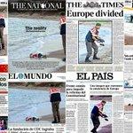 Revue de presse • Pour l'Europe, que vaut la mort dun enfant migrant ? http://t.co/HRFZtwABeg http://t.co/6RPfrIj8XC