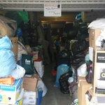 Peter Pauwels uit #Wilsele zamelt spullen in voor de vluchtelingen in Calais #robnieuws http://t.co/pPxfbEBr4D