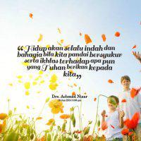 Ikhlas Itu Bersyukur Dalam Keadaan  Suka Maupun Duka - AnekaNews.net