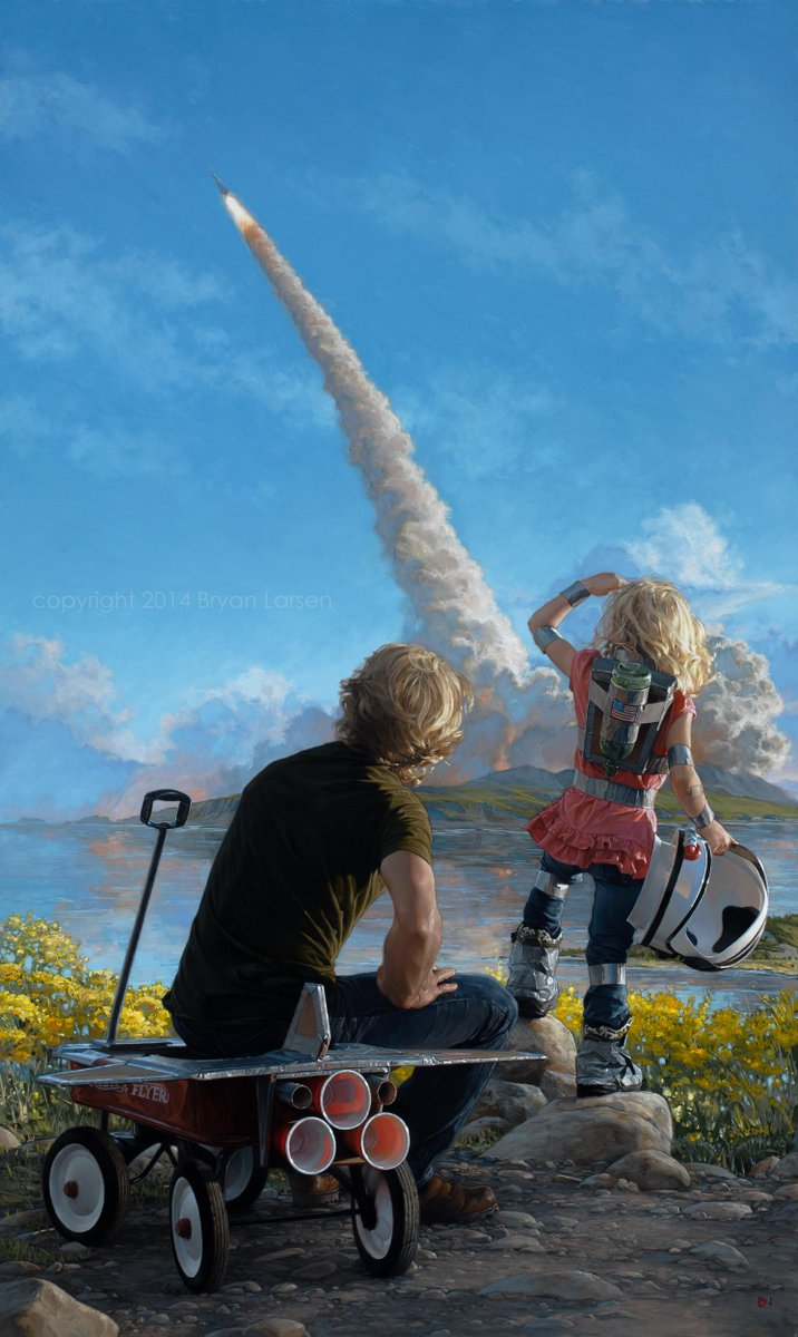 Because I LOVE ROCKETS!!!!  Fine art prints now available at http://t.co/ipSy5ukpXB http://t.co/MMq0AnDPZJ