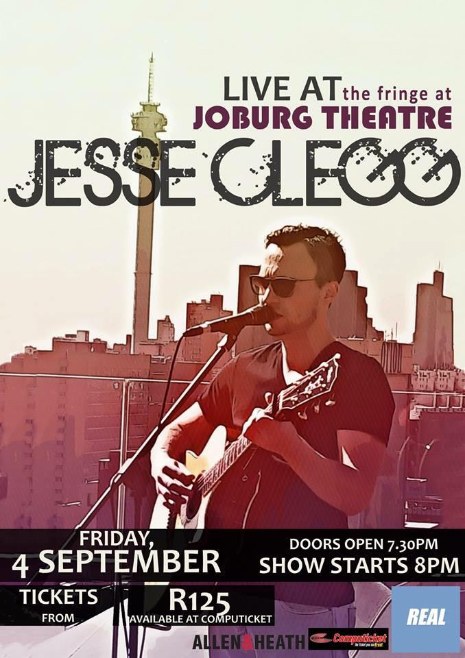 Hey #Jozi I'm playing at the @joburgtheatre on Sep 4th. Gonna be an great evening, can't wait! See you there! Pls RT. http://t.co/KJKfyBngZz