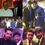 What a night it was & what a fantastic host is #RamCharan. Thankyou for a great experience. #chiranjeevi60thbirthday http://t.co/fTxHKnAGIS