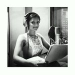 RT @kahwafilms: @MissIndiaAus @zeniastarr at a recording studio in Mumbai for @MyBirthdaySong directed by #SamirSoni #KahwaTalent