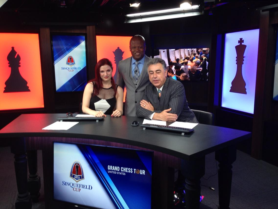 Round 1 of #sinqcup coverage starts now @GrandChessTour @ccscsl w GMs @mauriceashley and Yaz Seirawan! http://t.co/NkfIrDkqYz