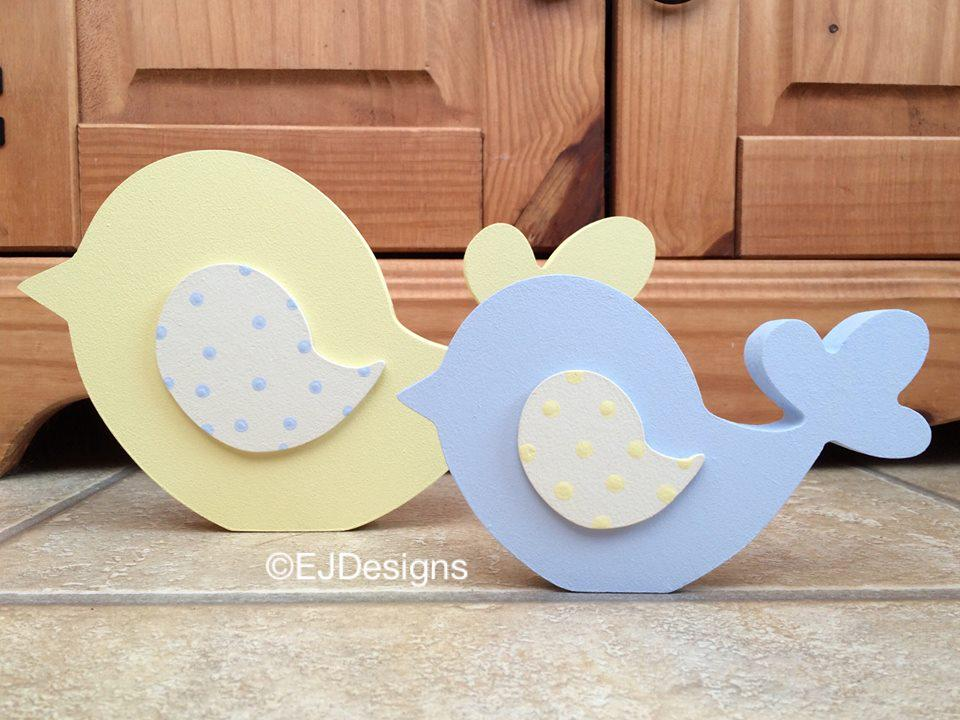 RT @EJDesigns1: Looking for a baby gift? These cute free standing animals are perfect for a nursery #crafthour http://t.co/bTFciTzos5