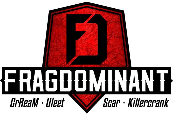 We are back with a whole new look. #FragDominant @TheScarr @Uleet @Killercrank_ RT IT UP http://t.co/vFDZDyIXVb