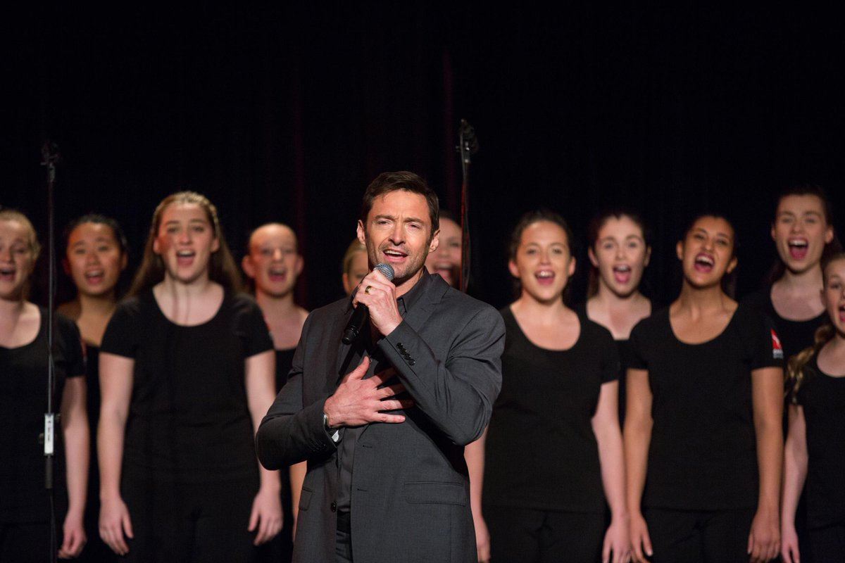 .@RealHughJackman is bringing BroadwayToOz! Pre-sale exclusive to Frequent Flyers on Thursday