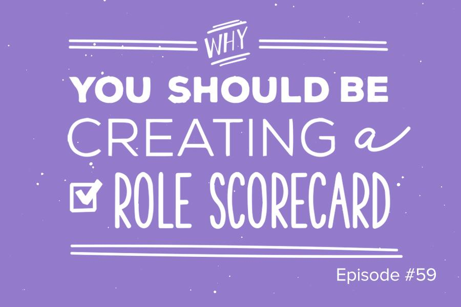 Why You Should be Creating a Role Scorecard http://t.co/uuSeSkLptF #hiring #hr #success http://t.co/U4Yo7mNnJY
