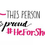 RT @unwomenasia: Be heard! Retweet this photo, sign up on http://t.co/n2AT7jhfPO & share the message of #GenderEquality #HeForShe http://t.…