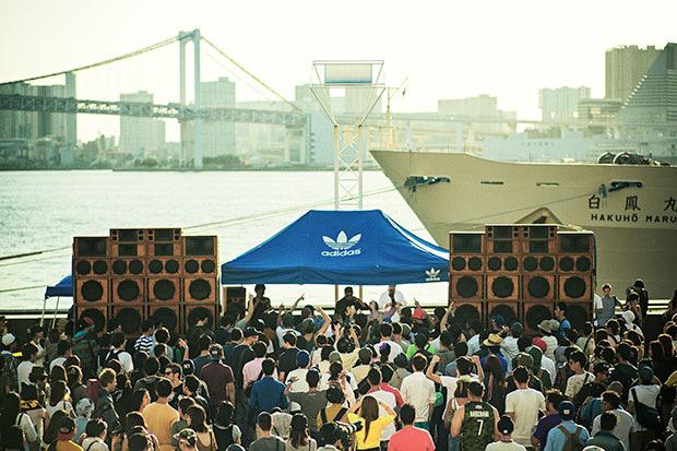 Tokyo!!! You're up next.  Sunday August 30th http://t.co/49QRyWW2GS  @adidasoriginals @Serato @RBMA_JP http://t.co/ucmeRrYLp9