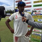 RT @BCCI: #TeamIndia's @ashwinravi99 talking to @cricketaakash after his match-winning five-for #SLvsInd http://t.co/TBZtgPSP8T