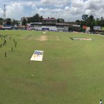 The panoramic view of the P Sara oval as it gets ready to bid their final goodbye to Sangakarra #SangaSignsOff