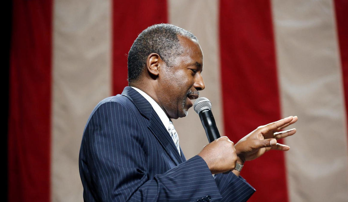 What's fueling the Ben Carson buzz? @RebeccaGBerg examines: http://t.co/hVwHb3cHoj http://t.co/FBD1QG5Uoq
