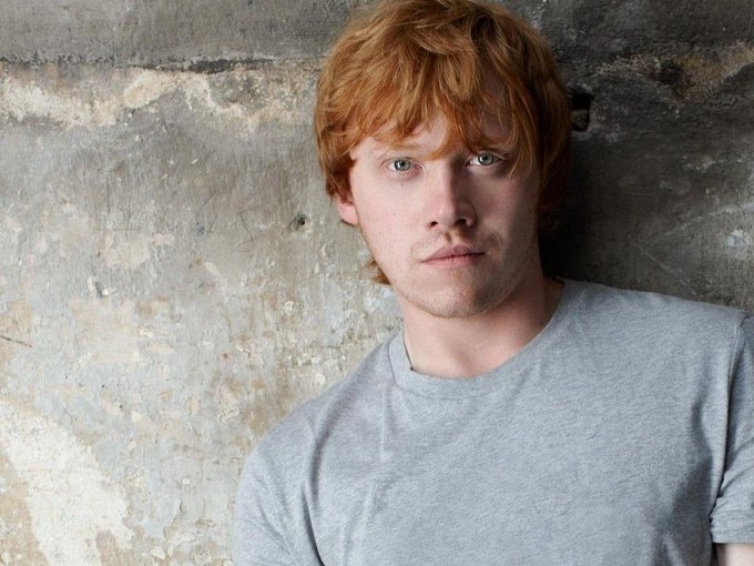 Happy birthday to Rupert Grint! The Harry Potter star turns 27.