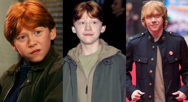 Happy Bday Rupert Grint!! Cómo olvidar su personaje de Ron en Harry Potter.