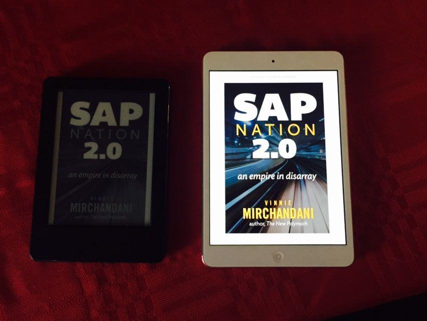 SAP Nation 2.0 launched on Amazon Kindle today. Now available on multiple devices and in print. http://t.co/LTWOxMQJeV