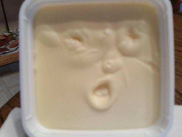 A St. Louis-area woman says she found Donald Trump's face in her butter. http://t.co/GOjum3KBgy http://t.co/Q0lwVS9ZMU