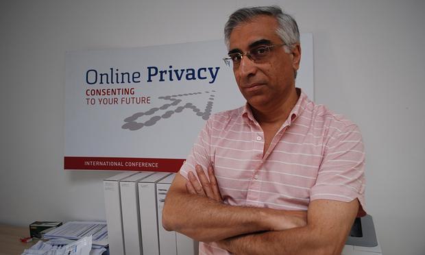 Digital surveillance 'worse than Orwell' says new UN privacy chief http://t.co/RycZmARq33(Photograph: Adam Alexander) http://t.co/Bmcpwk5tbv