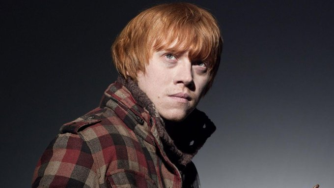 11 times you fell in love with Ron Weasley-and (happy bday, Rupert!)