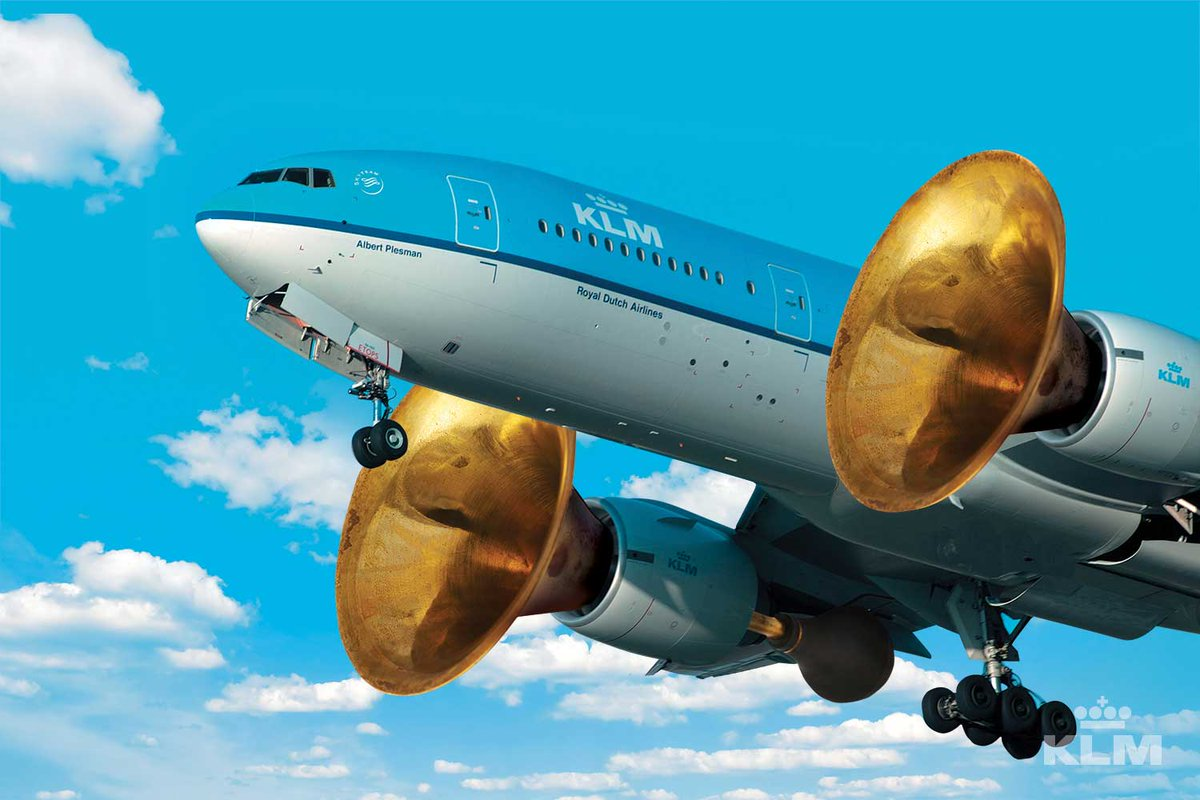 Six fascination questions about aircraft via @KLM blog: