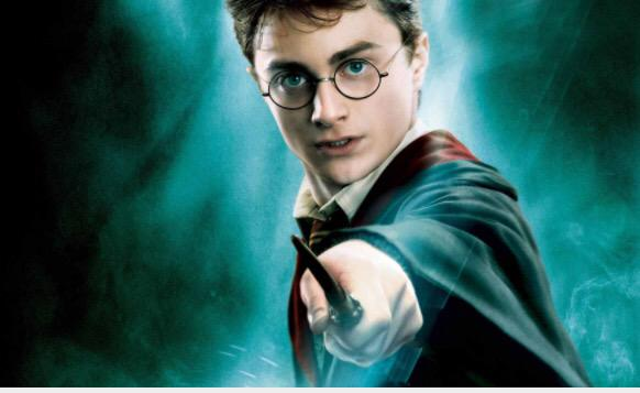 Harry Potter wants to wish you a happy birthday