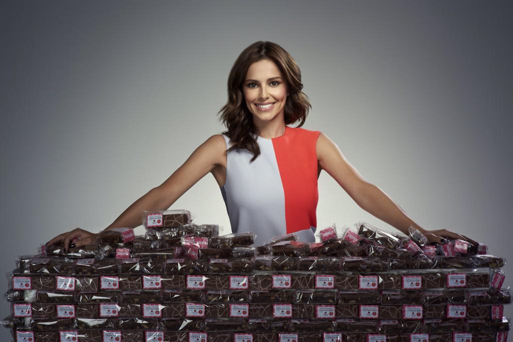 We're feeling CRAZY STUPID LOVE for @CherylOfficial's Belgian Chocolate Crunch bar for #CherylsTrust