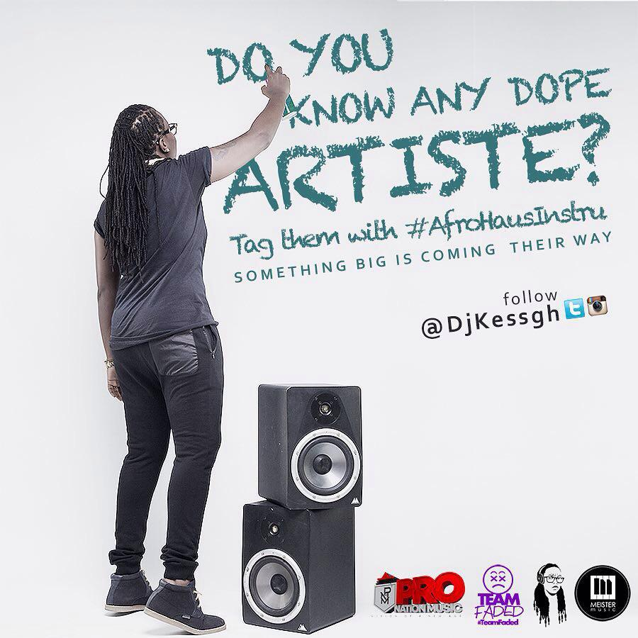 Hey fans! I'd be releasing loads of dope #AfroHaus beats for y'all fav artistes... Visit http://t.co/kWdmTxdKO6 soon
